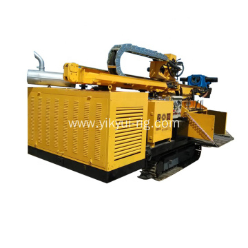 Jet Grouting Processing Anchoring Construction Drilling Rig
